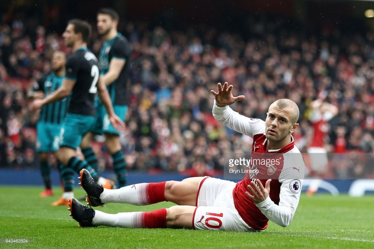 Wenger anticipates Wilshere decision before end of season