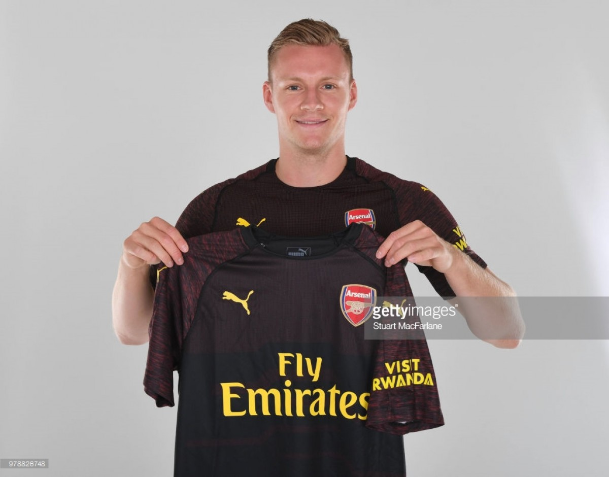 Arsenal wrap up signing of Bernd Leno