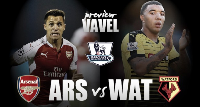 Arsenal - Watford Preview: Gunners aim to avenge Cup quarter-final loss