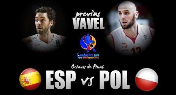 Live Spagna-Polonia, risultato EuroBasket 2015  (80-66)