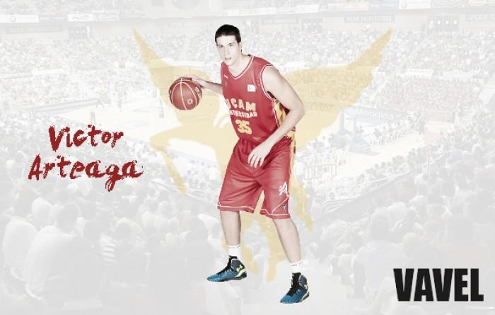 Victor Arteaga, un gigante aún por crecer