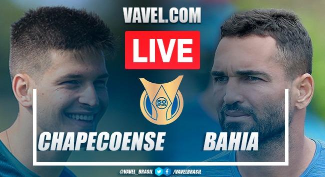 Gols e melhores momentos de Chapecoense 0 x 2 Bahia pelo Brasileirão