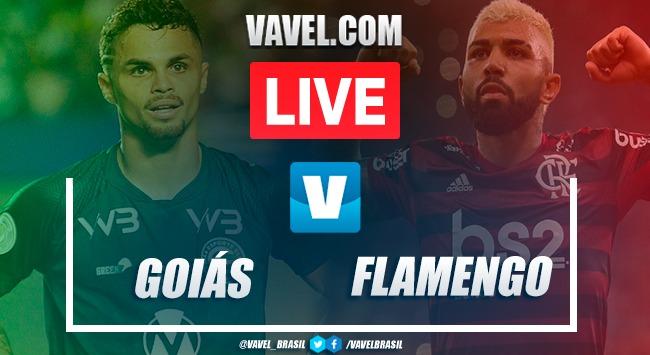 Jogo Goiás x Flamengo AO VIVO online pelo Campeonato Brasileiro 2019