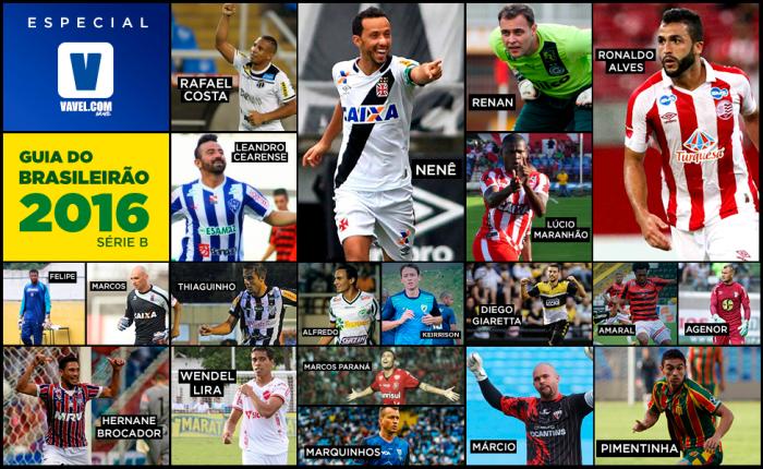 Guia VAVEL do Campeonato Brasileiro Série B 2016