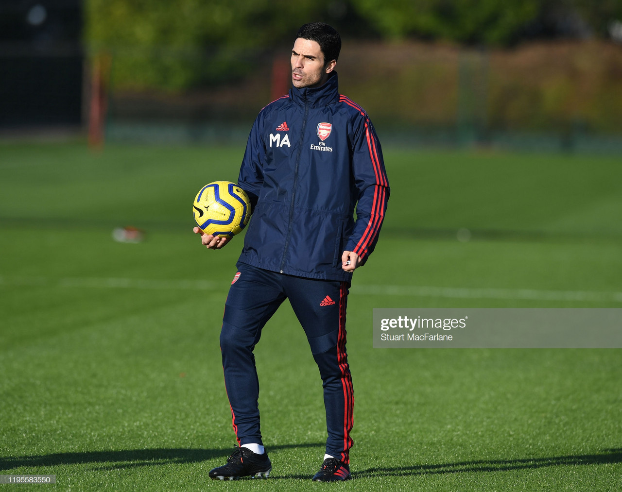 New Arsenal boss Arteta issues rallying cry