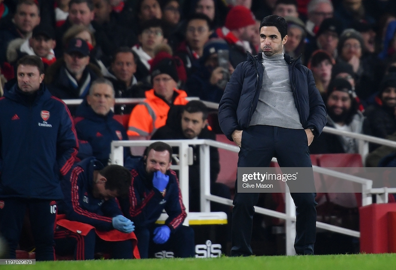 Layth's Take: Arteta's Arsenal promises revolutionary new era