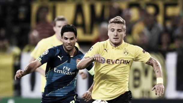 Arsenal - Borussia Dortmund: Europa para olvidar la liga
