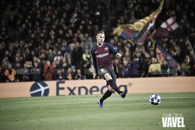 Resumen Sevilla vs Barcelona (2-0)