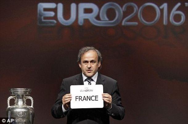 Euro 2016, ecco le fasce del sorteggio, l'Italia nella prima