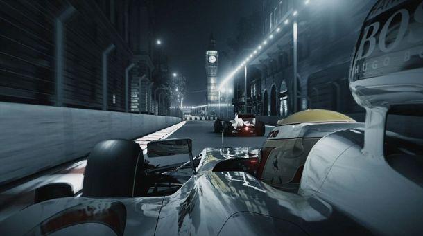 Um GP de Fórmula 1 nas ruas de Londres?
