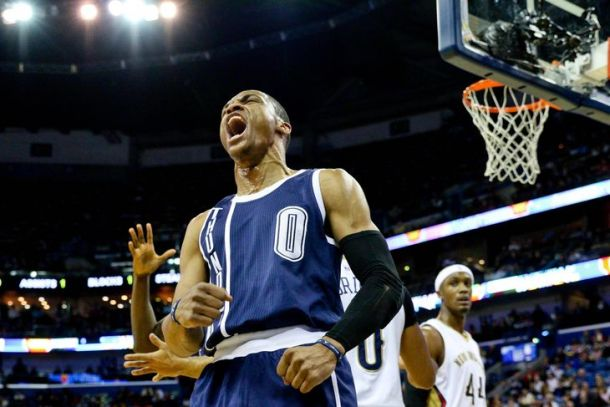 Should Oklahoma City Thunder Bench Russell Westbrook?
