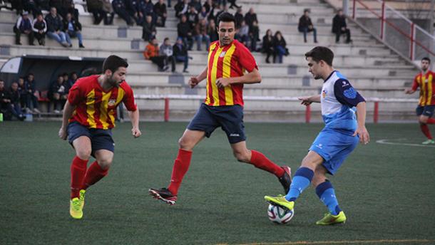 El 'efecto Triguero' le pasa factura al Sabadell B en la reanudación - Vavel.com