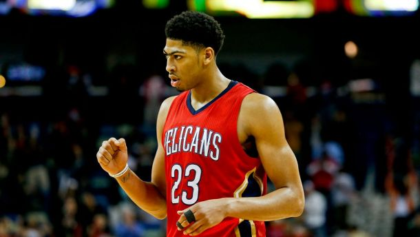 How Blake Griffin's Surgery Helps Anthony Davis' MVP Case