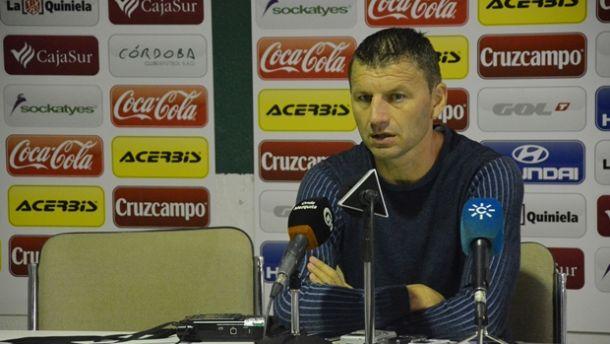 """Djukic: """"El equipo está bien y confiado en lo que hace"""""""