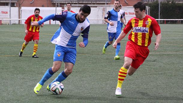 El Sabadell B repite la historia de siempre ante el Manlleu - Vavel.com