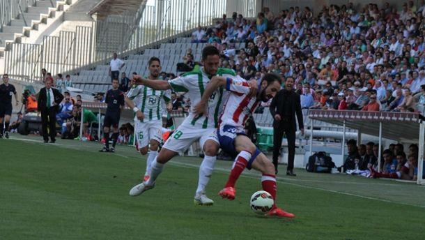 Córdoba - Atlético de Madrid: puntuaciones del Córdoba, jornada 29 de Liga BBVA