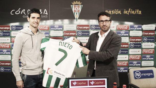 Miguel Ángel Nieto, nuevo jugador del Lleida