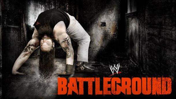 2014 WWE Battleground Live Results