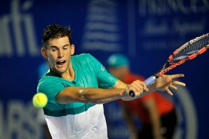 ATP Acapulco Semifinal Preview: Dominic Thiem - Sam Querrey