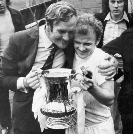 Don Revie, el hombre que vistió al Leeds United de Real Madrid