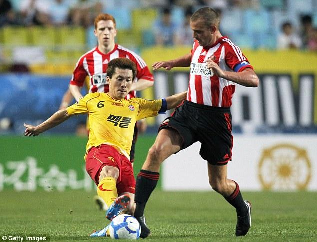 El Sunderland cae eliminado de la Peace Cup frente al Seongnam surcoreano (1-0)