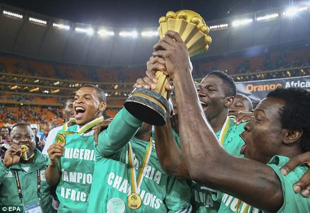 Apesar do cansaço, Nigéria aposta no favoritismo para vencer Taiti