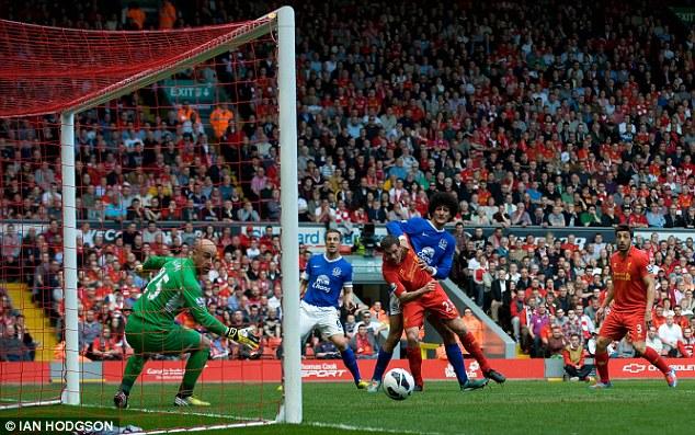 Liverpool e Everton empatam sem gols em Anfield