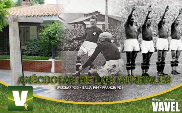 Anécdotas de los Mundiales (I)