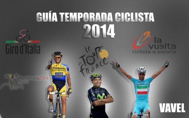 Guía VAVEL de la temporada ciclista 2014