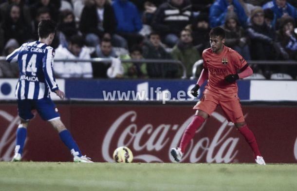 No es imposible puntuar frente al Barcelona