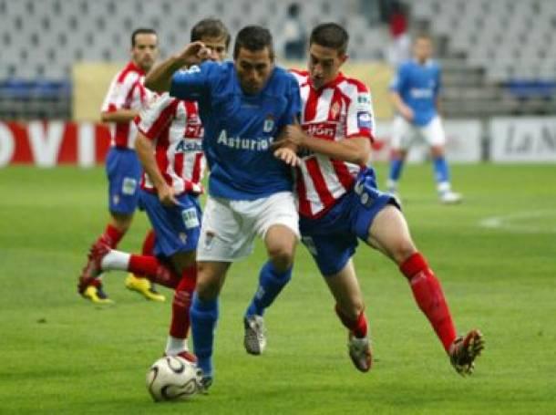 Marcos Landeira, nuevo jugador del Caudal