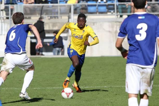 Moke, nuevo centrocampista del Burgos CF