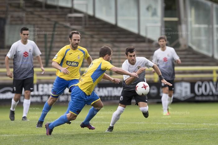 Arenas de Getxo - Burgos CF: la continuidad de rachas como objetivo