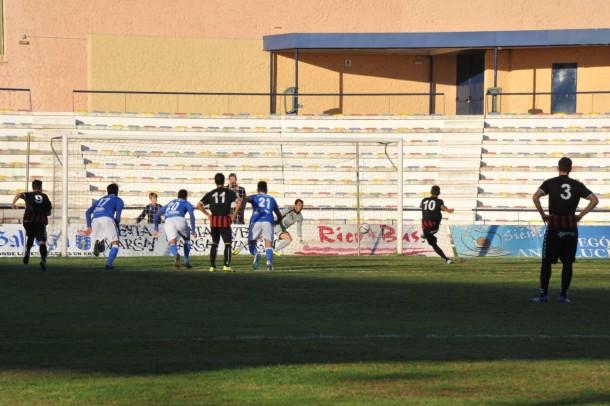 Pena máxima para el San Fernando (2-3)