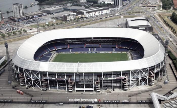 El Feyenoorddesarrolla su nuevo estadio