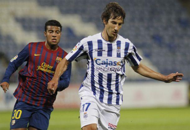 Aritz Borda se incorpora al Deportivo Alavés