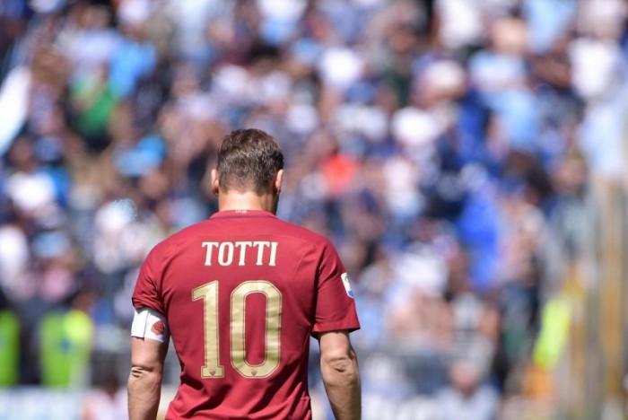 Le probabili formazioni di Roma-Genoa - L'ultima in giallorosso per Totti
