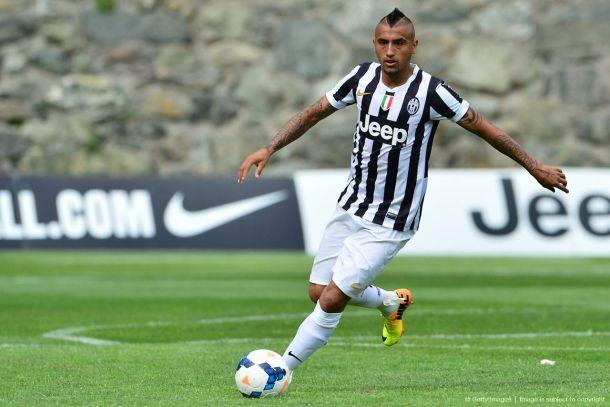 Vidal si allena con la Juve, ma per quanto?