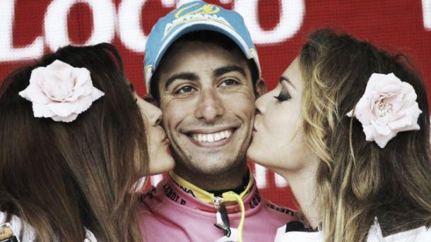 """Giro d'Italia, Aru in rosa: """"Bellissima emozione, ma il Giro finisce a Milano"""""""