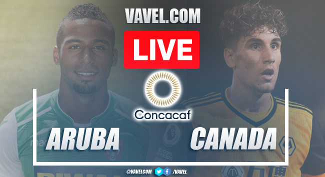 Goals and Highlights of Aruba 0-7 Canada in CONCACAF Qualifiers 2022