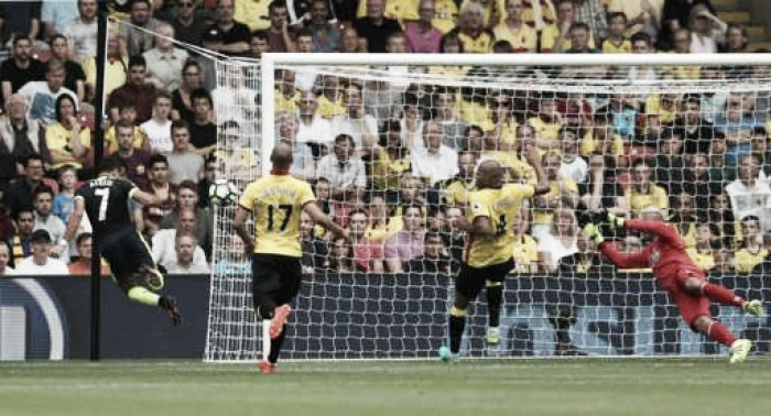 More to come from Watford despite Arsenal defeat, says Troy Deeney