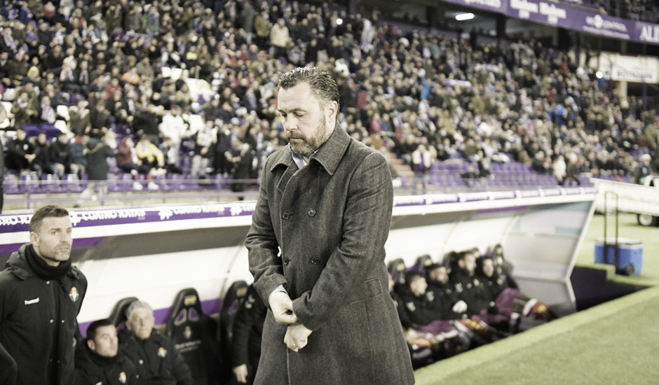 """Sergio González: """"Hemos vuelto a competir como solíamos"""""""