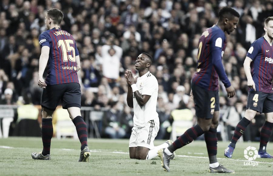 El Real Madrid, con la mirada en Europa y en Valladolid