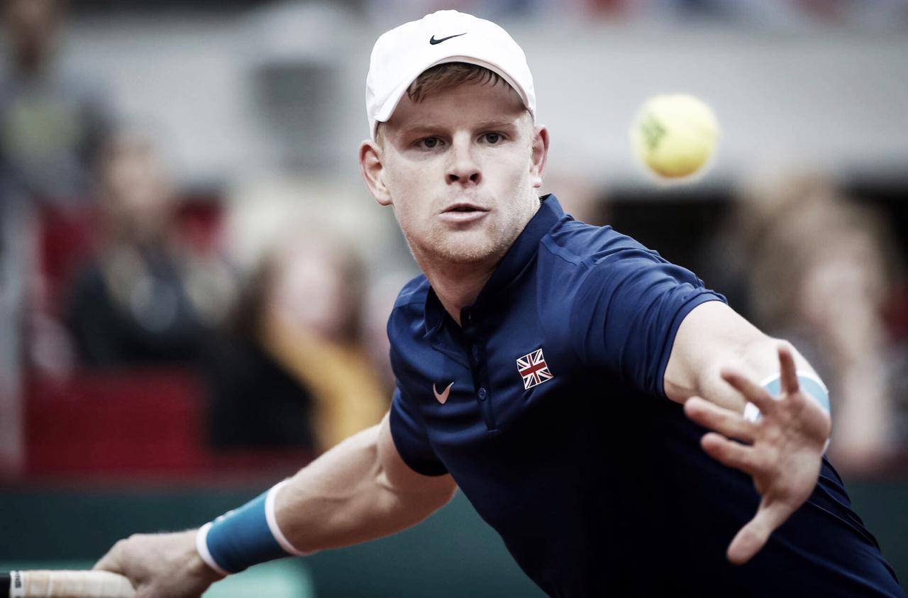Com vitória decisiva de Murray/Skupski, Grã Bretanha bate Cazaquistão na Copa Davis
