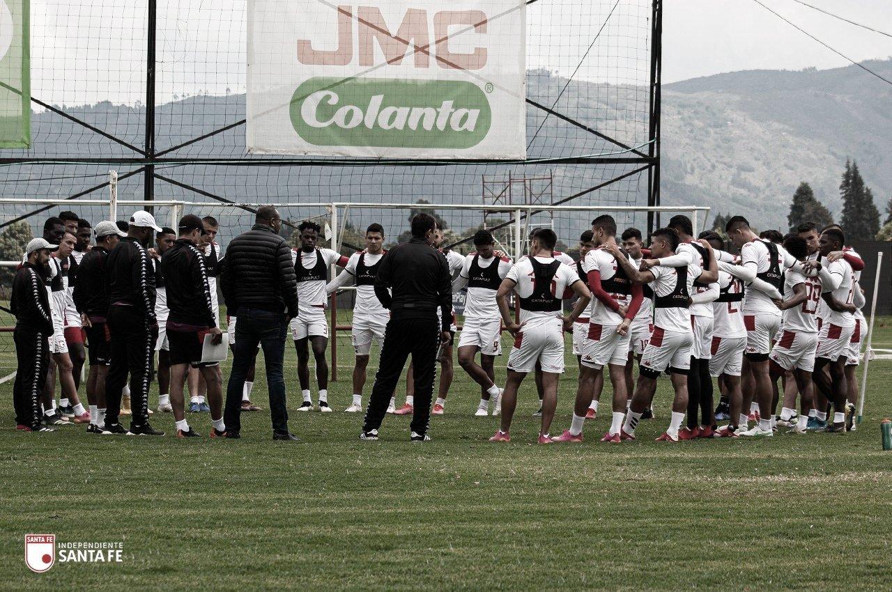 Los convocados de Méndez para visitar al Medellín