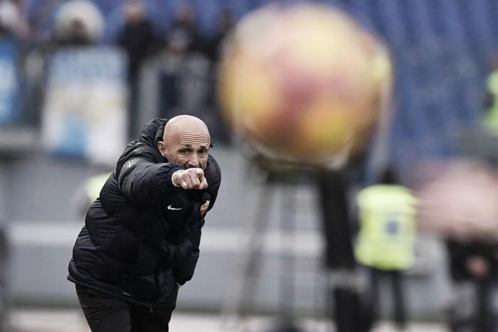 """La Roma si sfalda all'Olimpico, Spalletti: """"Abbiamo dimostrato solo tardi che non siamo stanchi """""""