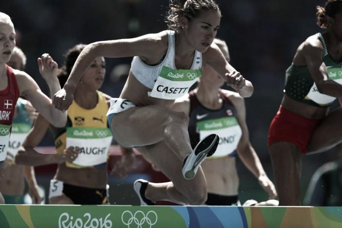 Río 2016: Casetta no logro el pasaje a la final