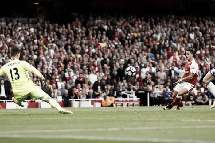 RisultatoArsenal 3-0 Chelsea in Premier League 2016/17: Blues travolti