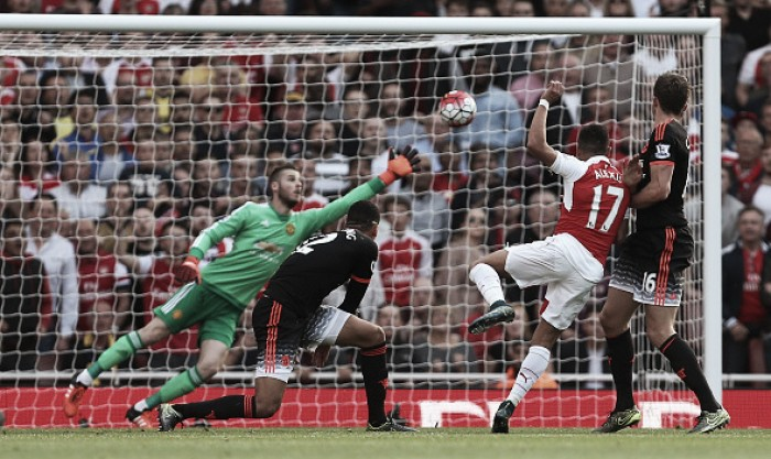 Manchester United vs Arsenal: Team news and build-up