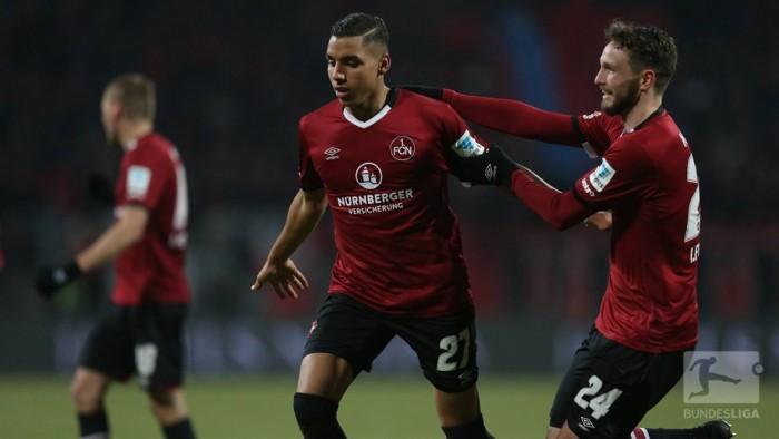1. FC Nürnberg 1-1 Eintracht Braunschweig: Sabiri secures a share of the spoils for FCN